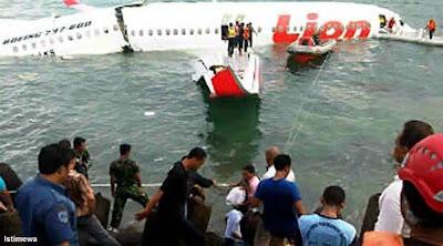 Kecelakan Pesawat Lion Air