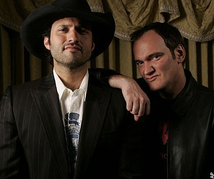 The Day Hollywood Stood Still: B-movie heroes - Robert Rodriguez