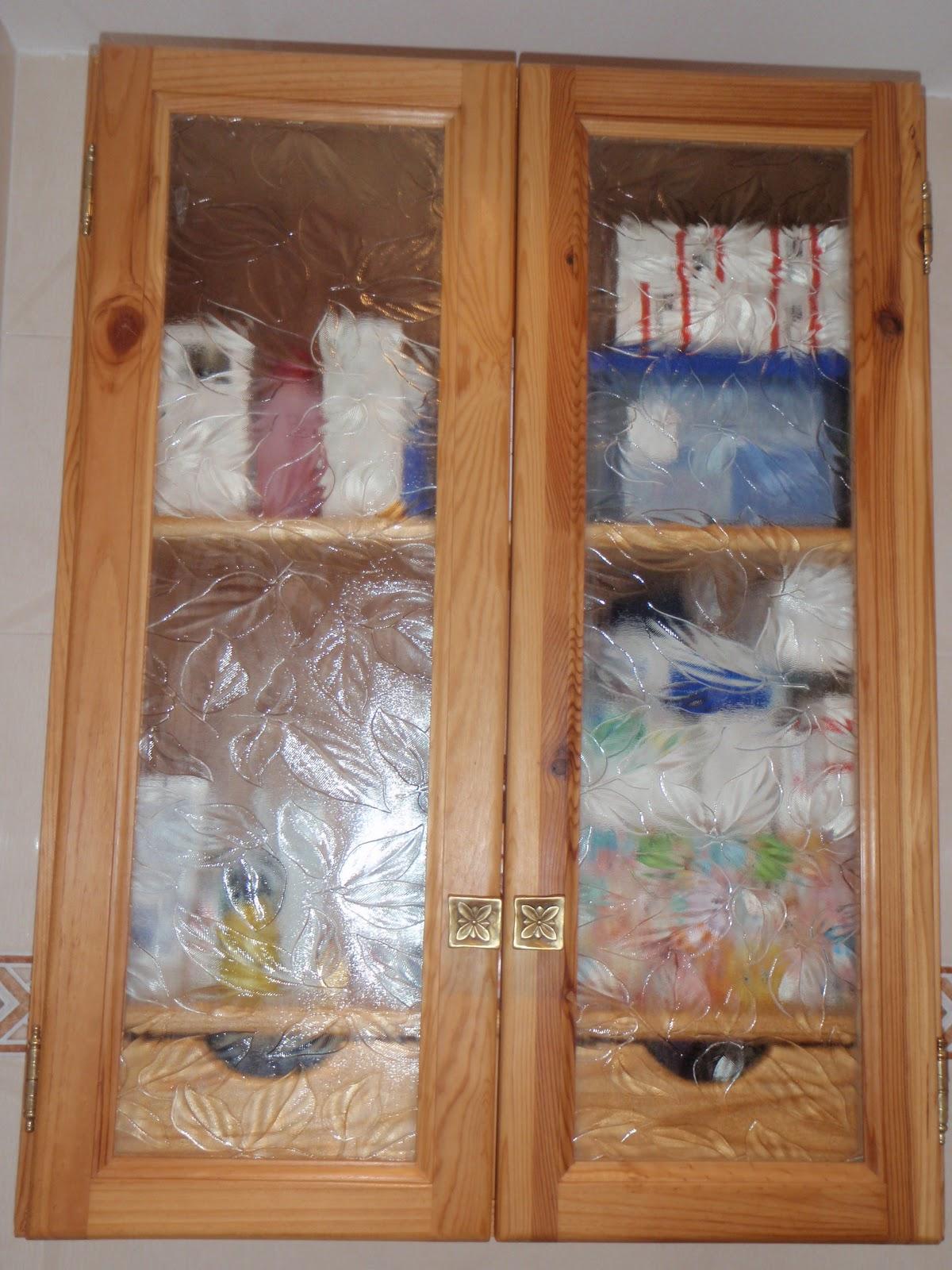 Botiquin Para Baño De Madera:Mis trabajos en madera: Armario Botiquín para Baño