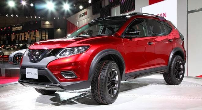 Nissan X-Trail Ultimate
