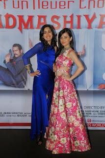 Suzanna Mukherjee Stills Badmashiyan Movie Press Meet 3.jpg