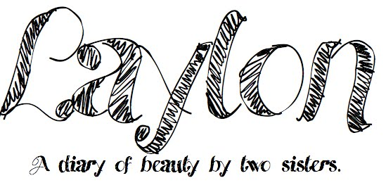 Laylon . A diary of beauty by two sisters.
