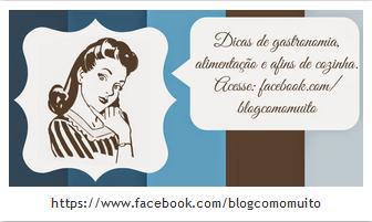 Facebook Blog Como Muito