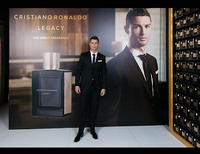 Parfum Christiano Ronaldo Legacy