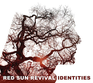 Red Sun Revival 2nd record IDENTITIES