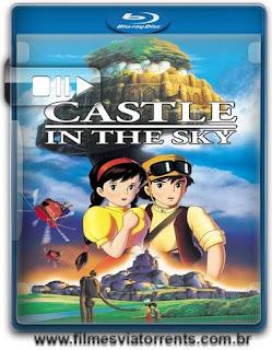 Laputa - O castelo no céu Torrent - BluRay Rip