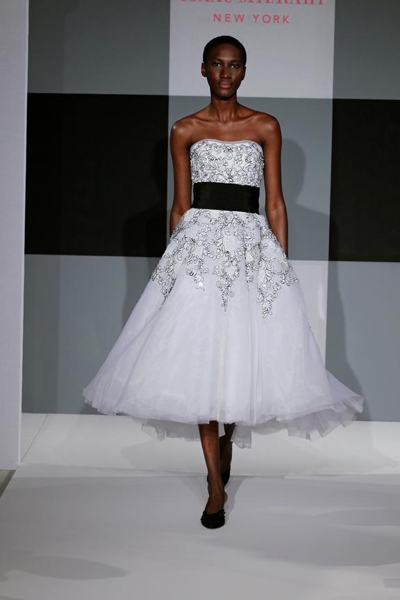 Isaac Mizrahi Bridal 2013 Spring Collection - World of Bridal