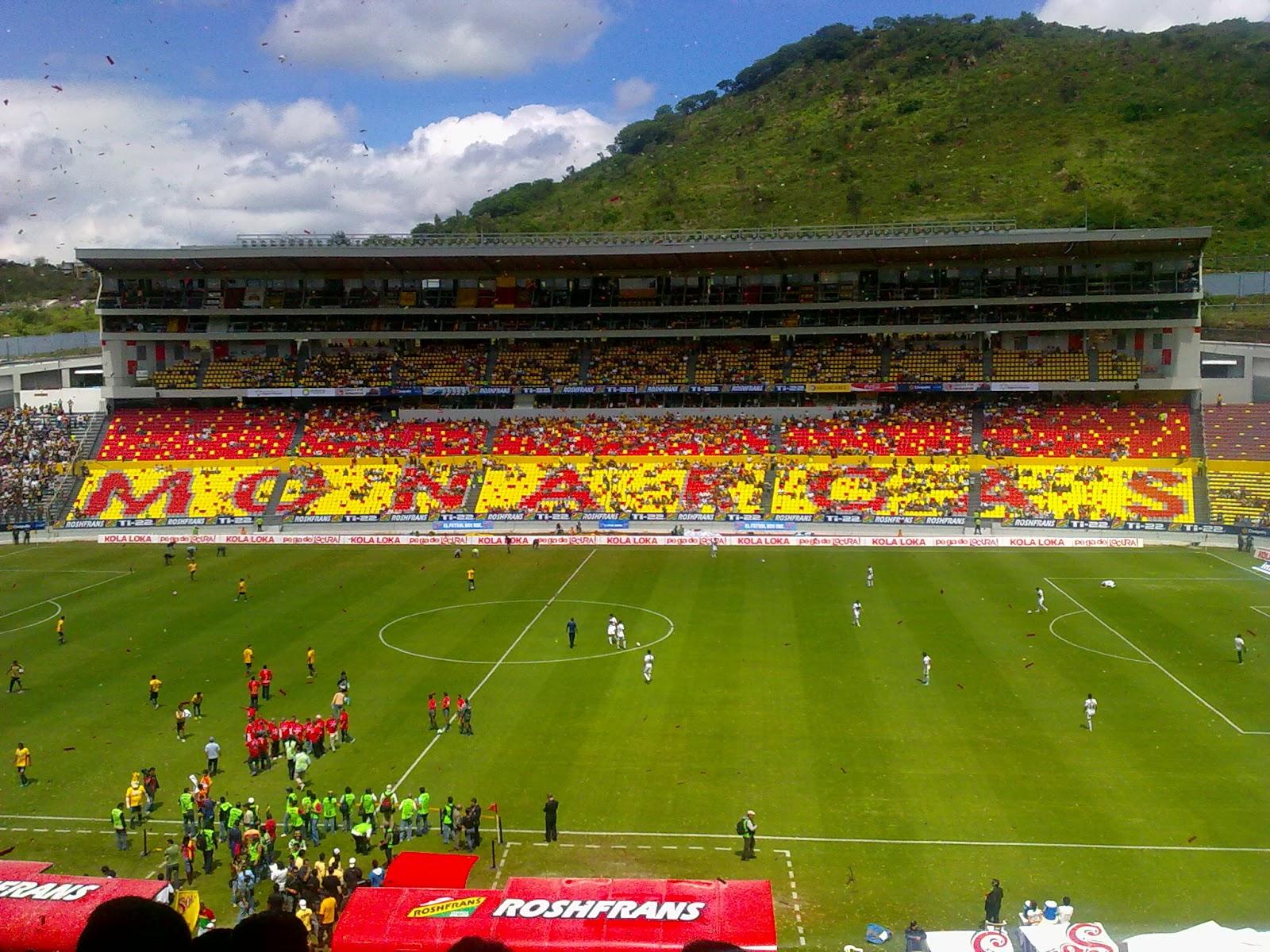 Estadio Azteca Capacidad Nombre Estadio Azteca