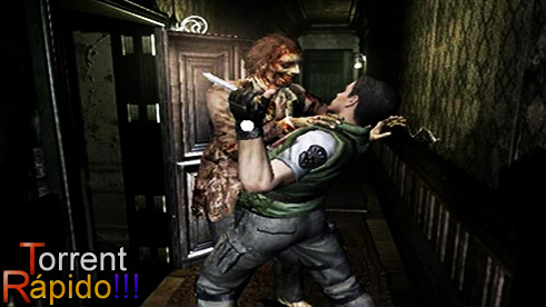 Download Imagem Game Resident Evil 1 PC 1997