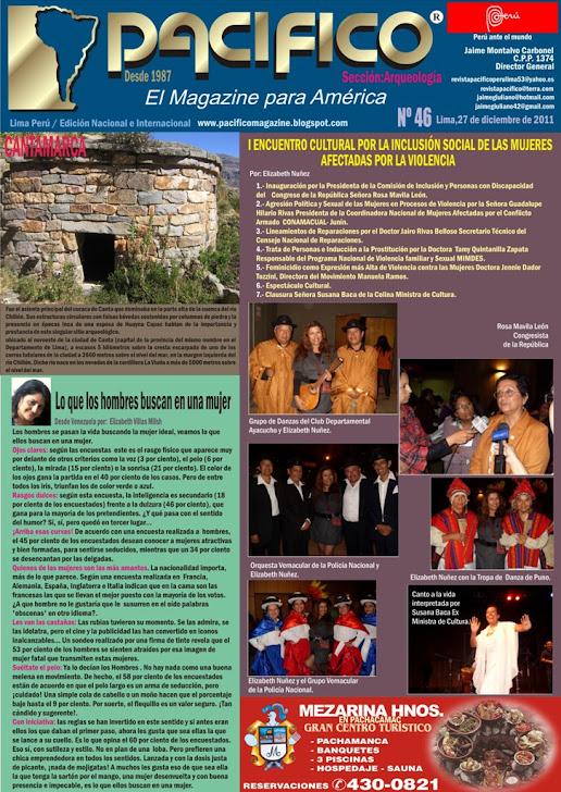 Revista Pacífico Nº 46 Arqueología