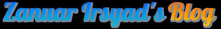 Irsyad's Blog