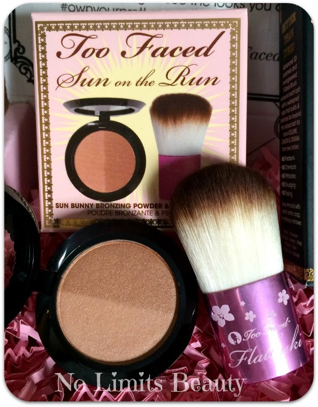 Too Faced - Sun in the Run set