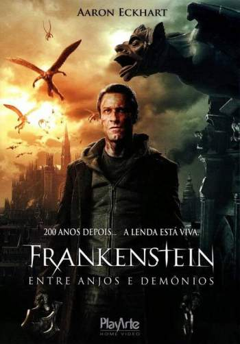 Frankenstein: Entre Anjos e Demônios Torrent - BluRay 720p/1080p Dublado