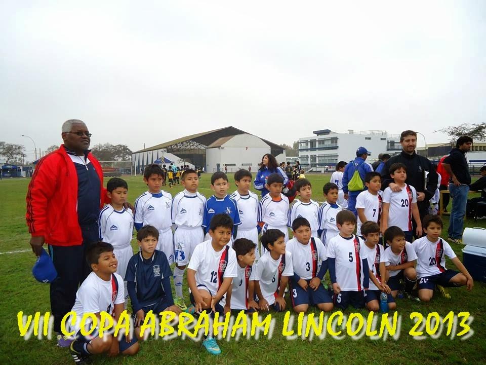 NERVI F.C VS COLEGIO ABRAHAM LINCOLN