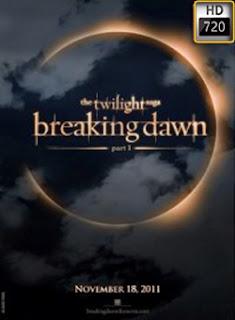 La saga Crepúsculo: Amanecer - Parte 1 (2011)