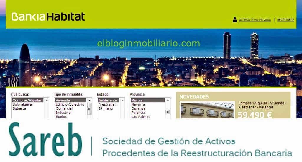 Entidades cedentes concurso Sareb elbloginmobiliario.com
