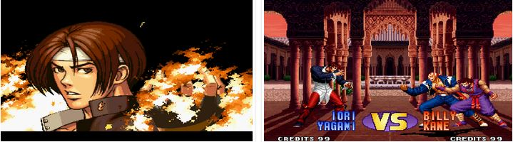 THE KING OF FIGHTERS '98 v1.3 APK DATA