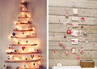 Arboles de Navidad Rusticos, parte 2