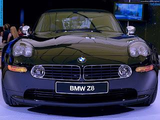 bmw z8 front view - صور بي ام دبليو z8 من الخارج