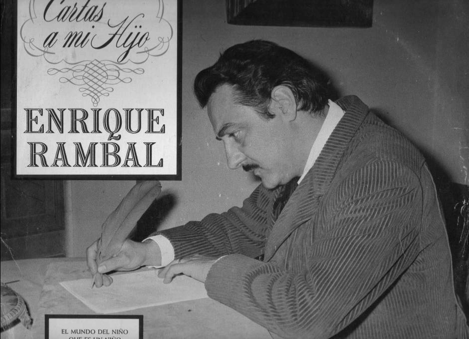 Cartas a mi Hijo - Enrique Rambal