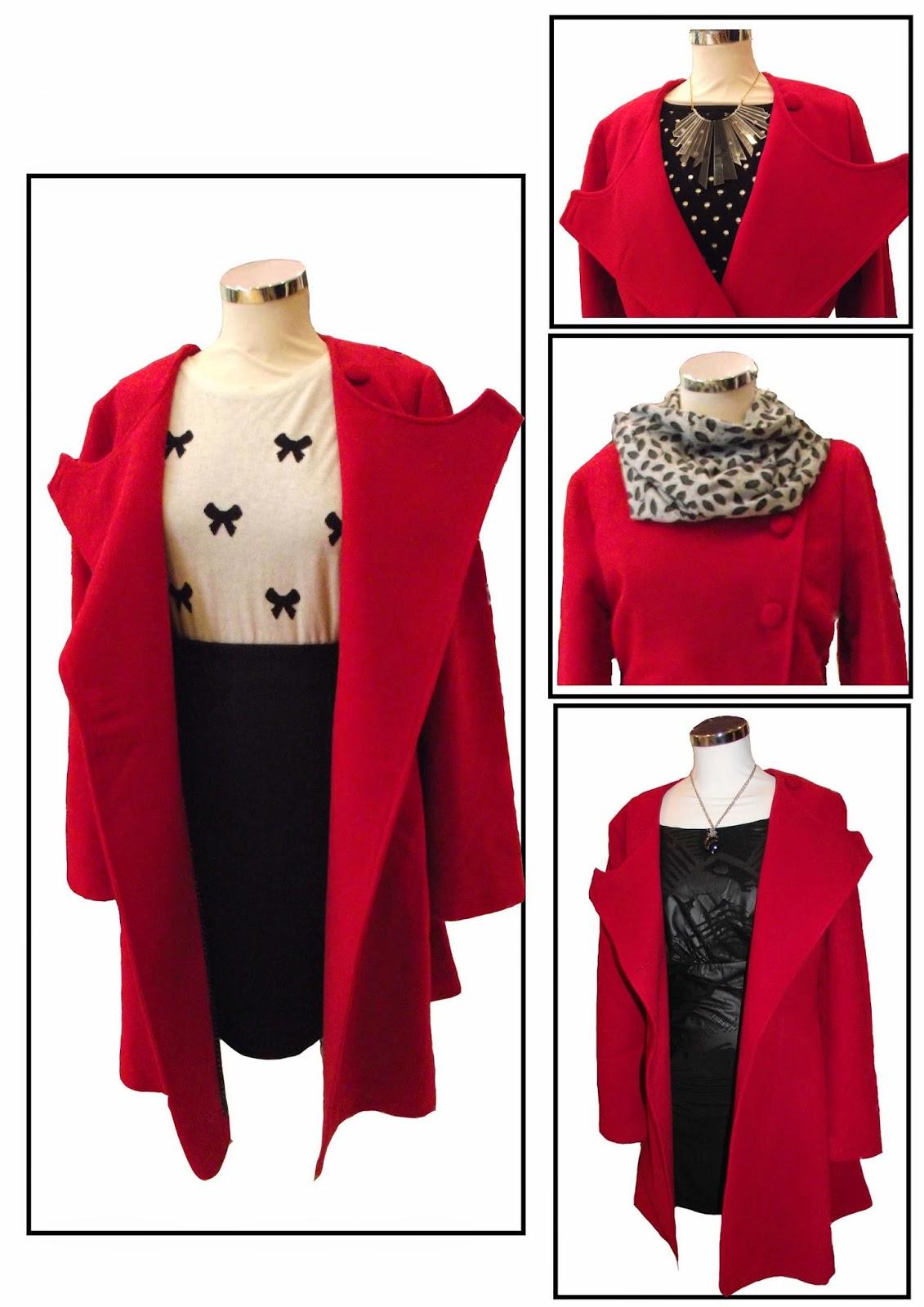 Style 3 - Looks for Kling Gauguin coat