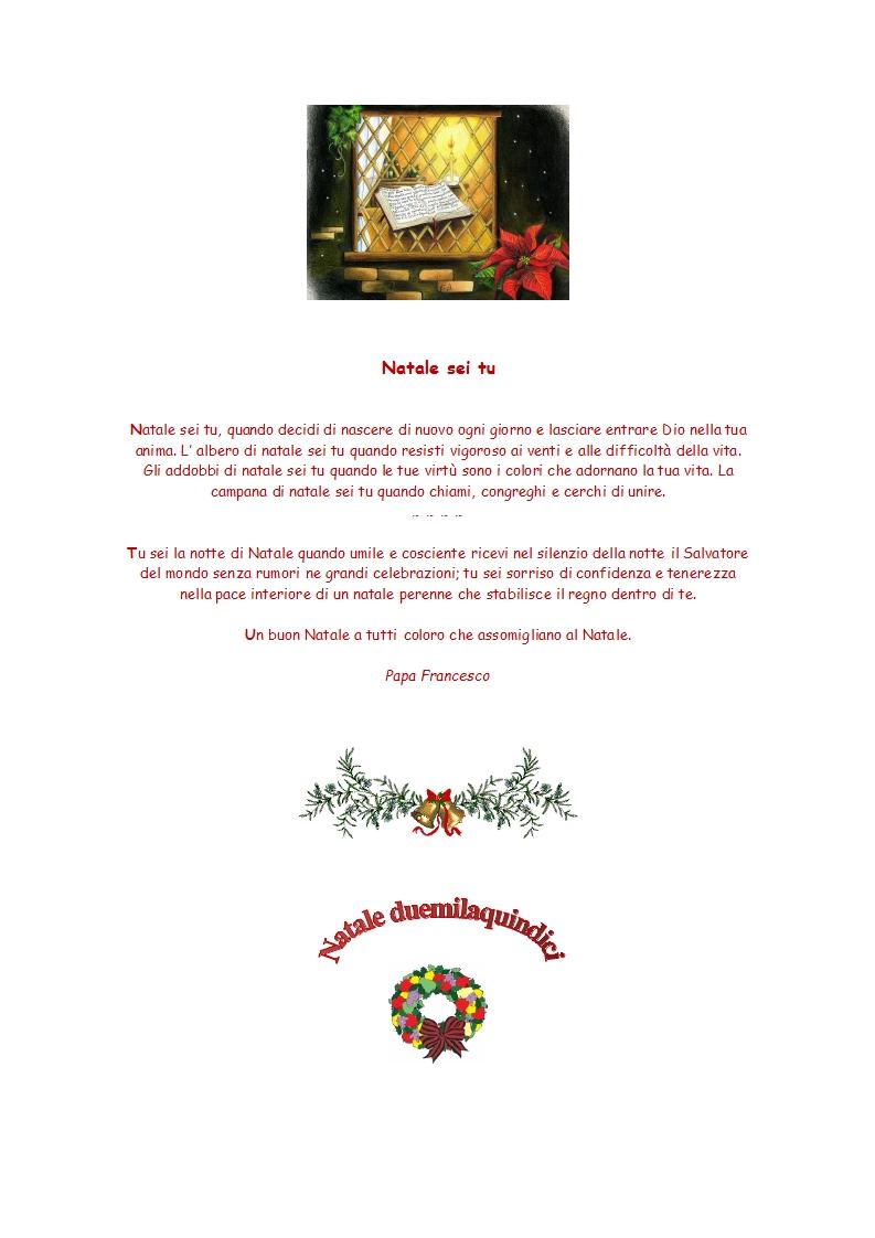 Buon Natale Del C Testo.Gruppo In Cammino Natale 2015 Auguri E Testi