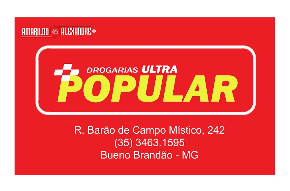 Drogarias Ultra Popular