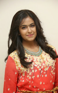 Actress Avika Gor Latest Picture Gallery at Lakshmi Raave Maa Intiki Trailor Launch 15