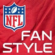 "NFL Fan Style tour with Dayarlo Jamal ""D.J."" Swearinger"