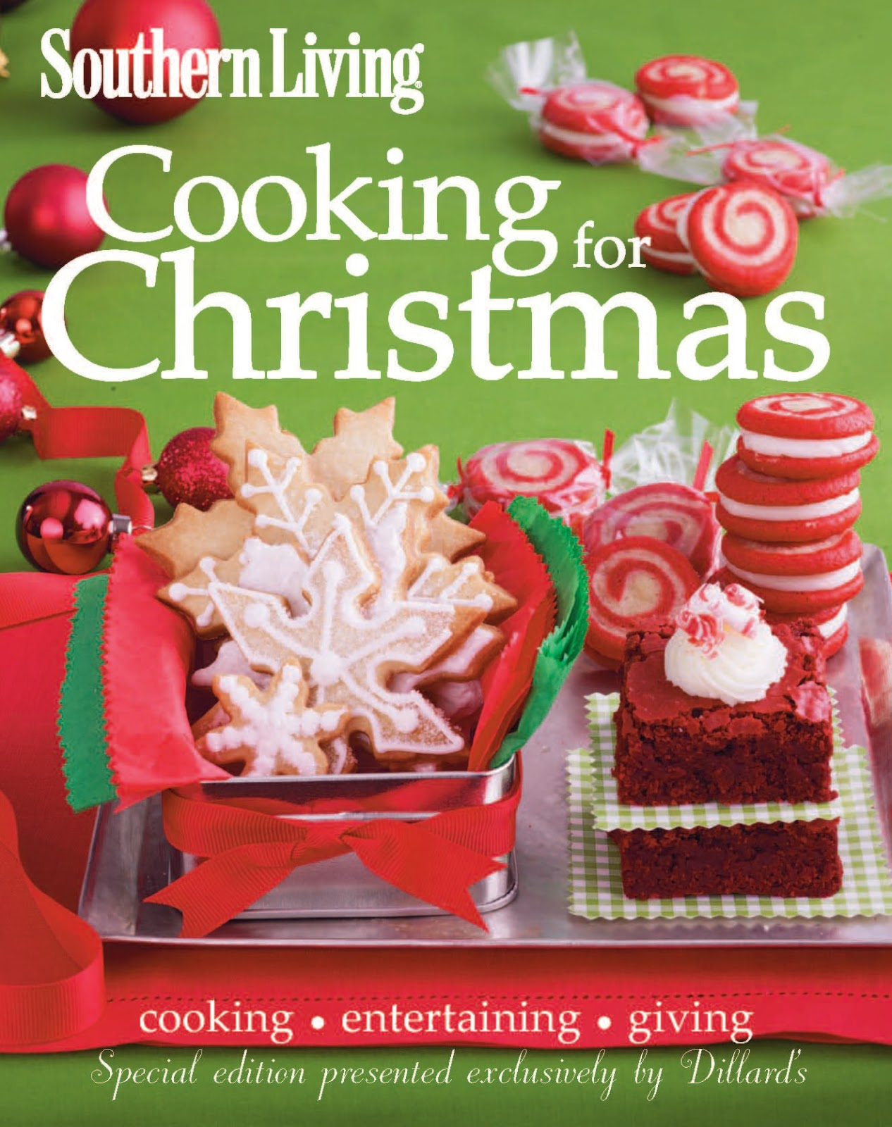 Cookin for my captain southern living cooking for christmas i was given the pleasure of cooking for 12 people over the christmas holiday and yes i volunteered i was actually given this cookbook from my forumfinder Choice Image