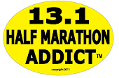 Half Addict Car Window size Sticker