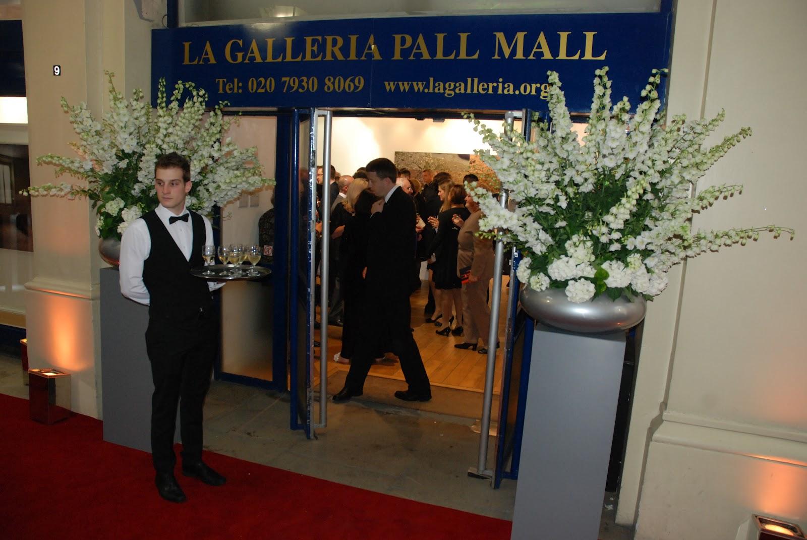 Bilderesultat for la galleria pall mall london