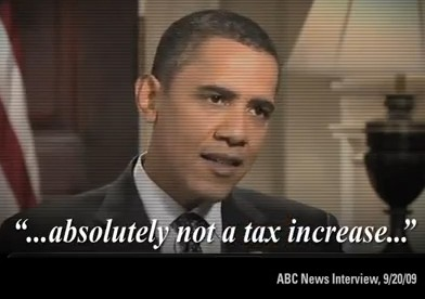 Comprehensive Obamacare Tax Hikes   Listed by Size of Tax Hike 7 FALL ON UNDER  250k