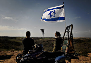 israel gembira