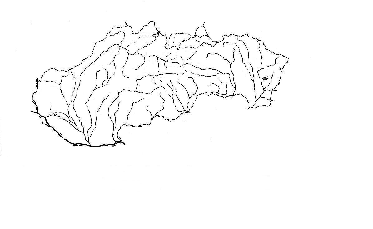 geografia  mapy sr