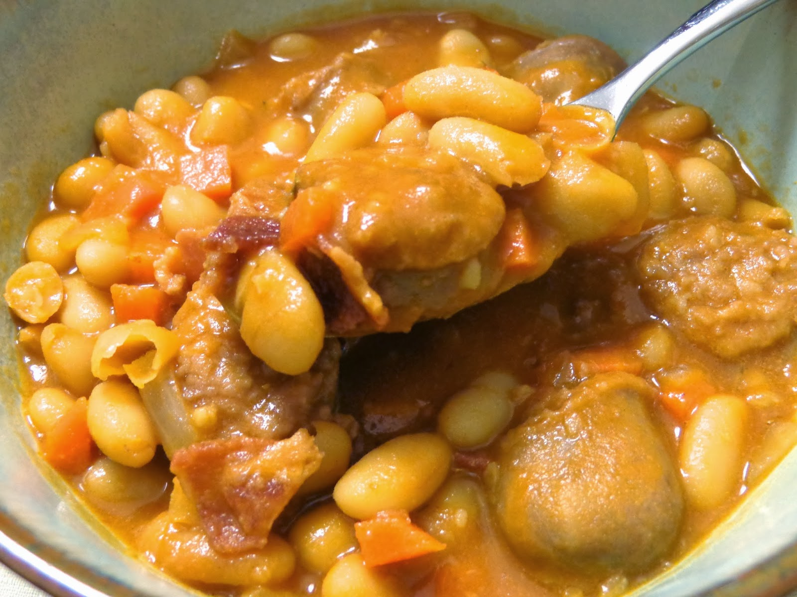 …Maple Bacon Baked Beans - For the Love of...
