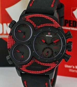 Jam Tangan Expedition E6619 MT merah
