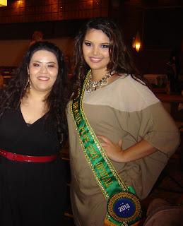 Liliana Nakakogue e Cléo Fernandes