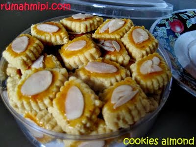 Cookies Almond