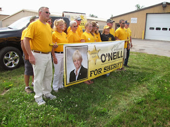 O'Neill Campaign Sees Golden Future