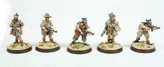 Artizan Designs Long Range Desert Group
