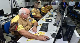 Ônibus de Salvador serão monitorados