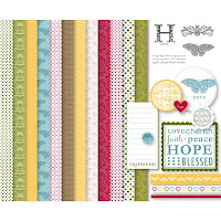 Imagery for Stampin' Up! Strength & Hope Digital Kit