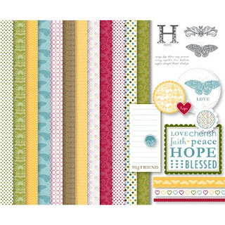Stampin' Up! Strength & Hope Digital Kit Images