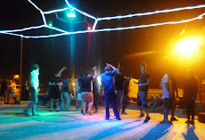 Wadi Rum Dance Party