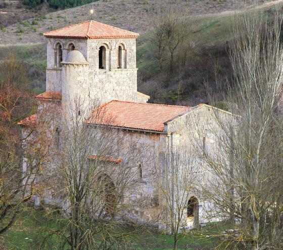 imagen_romanico_templo_iglesia_burgos_monasterio_rodilla