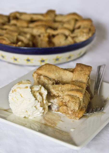 Naturally Sweet Classic Apple Pie