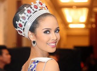 Megan Young Miss World Filipina