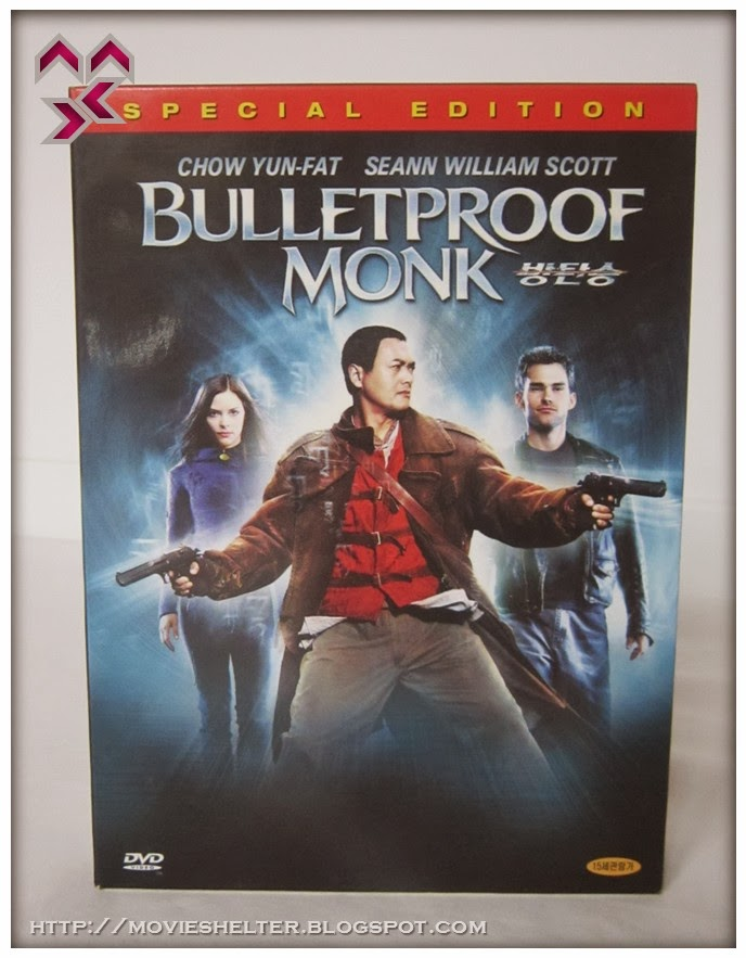 Bullet proof monk movie