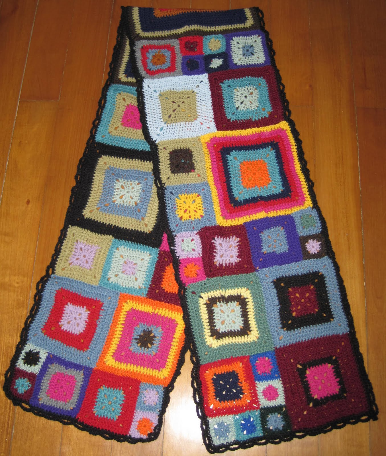 Crafting With Style: How to turn your unused Babette Blanket Squares ...
